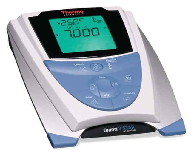 thermo scientific orion 3 star benchtop ph meter orion 3 star plus rh fishersci com