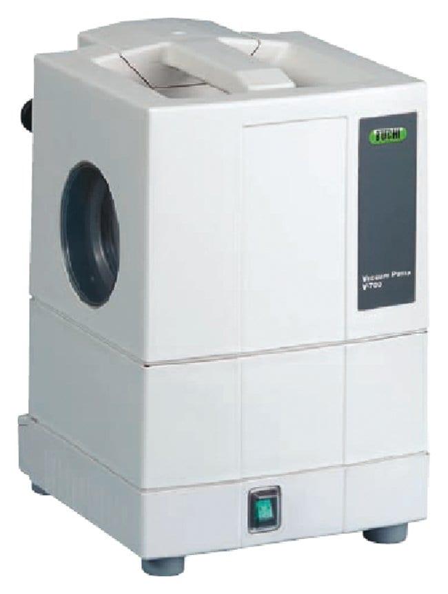 BUCHI V-700 Vacuum Pumps w/V-802 LabVac controller, secondary condenser:Pumps