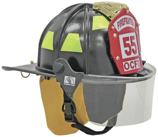 Honeywell Ben 2 Plus Structural Helmets BPR, Black:First Responder Products
