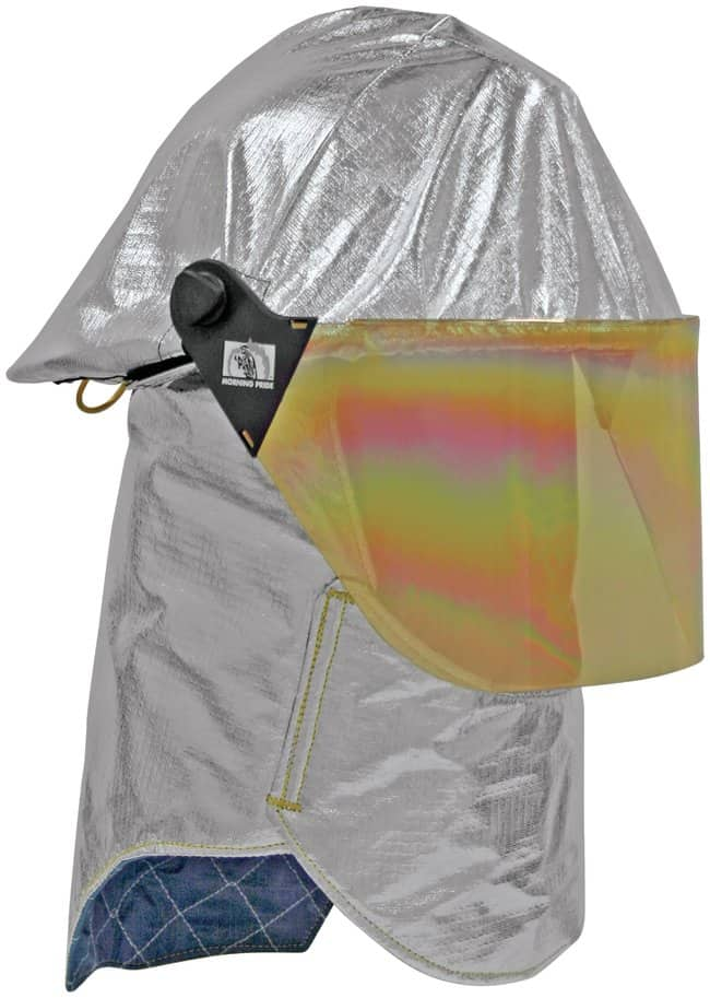 Honeywell Lite Force Plus Proximity Helmet Military proximity shroud:First