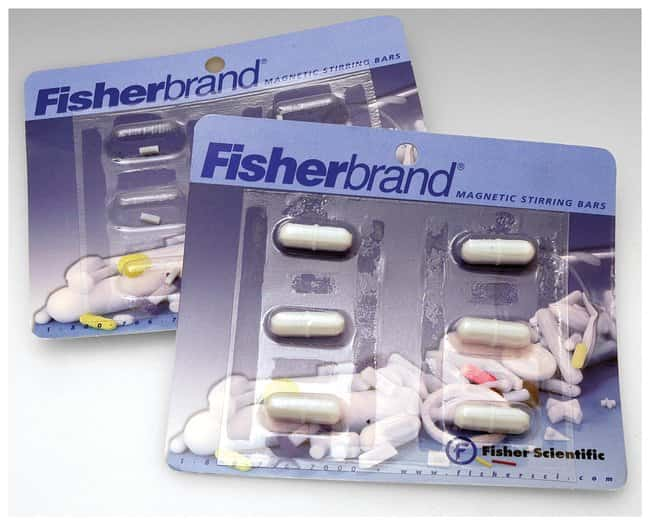 Fisherbrand™Magnetic Stir Bar Six Packs