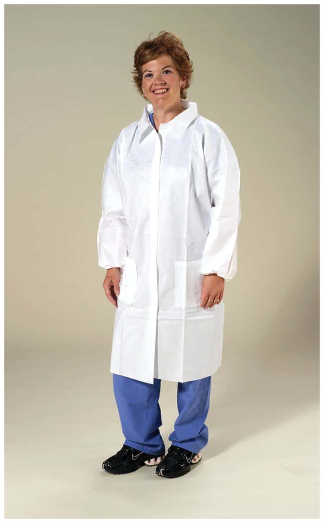 High Five Microporous Lab Coats XX-Large:Gloves, Glasses and Safety