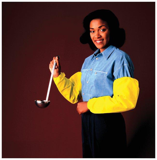 Kimberly-Clark Professional KleenGuard A70 Chemical Splash Protection Sleeves