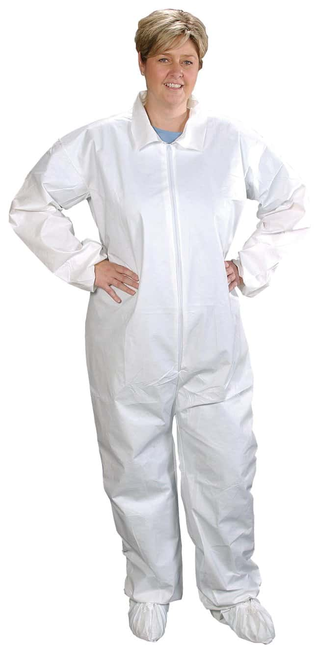 AlphaProTech Critical Cover ComforTech Assurance Coveralls Medium; Without