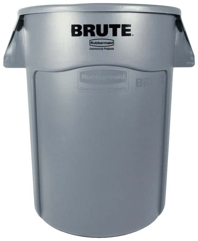 Rubbermaid BRUTE Utility Containers Utility container; Capacity: 44 gal.