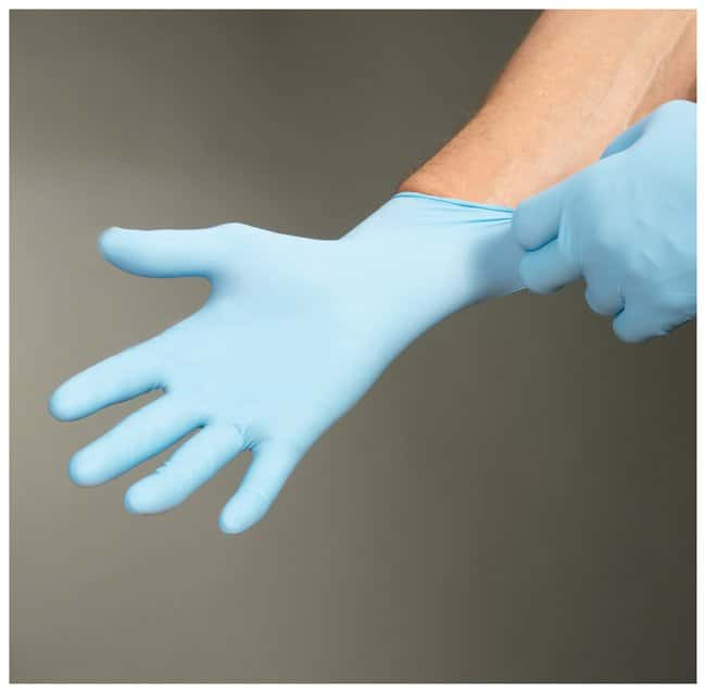 Microflex Industrial Nitrile Gloves Medium:Gloves, Glasses and Safety