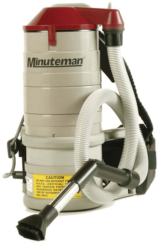 MinutemanBack Pack HEPA Vacuum Accessories:Facility Safety and Maintenance:Janitorial