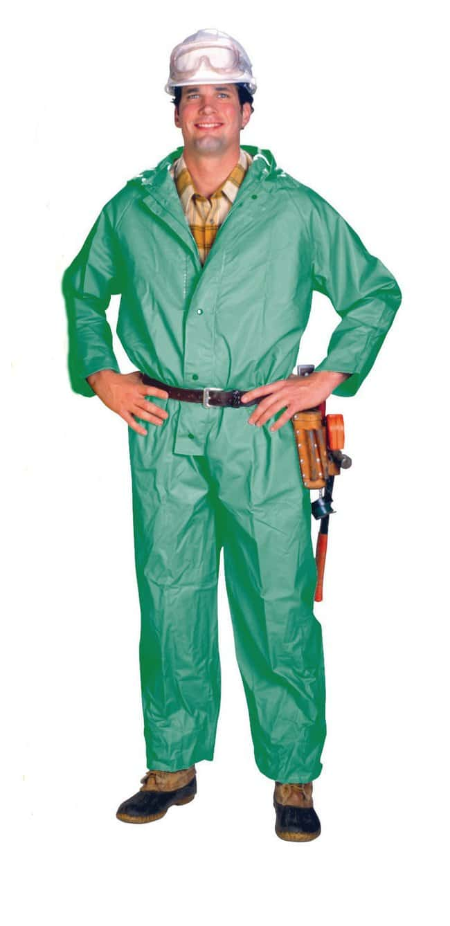 Neese Chemical Splash Coveralls Size: Medium:Gloves, Glasses and Safety