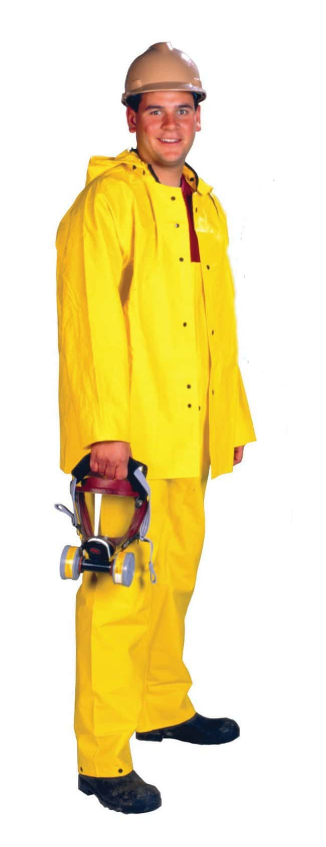 Neese Neese Three-Piece I36S Rainsuit X-Large:Gloves, Glasses and Safety