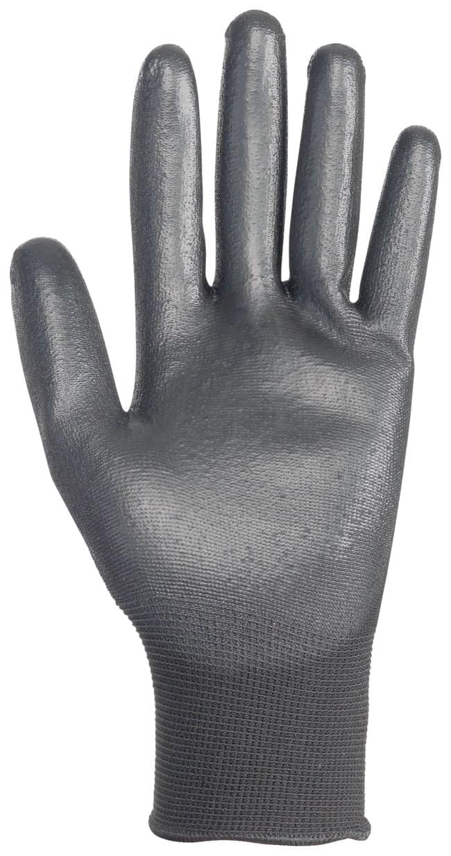 Kimberly-Clark Professional™Gants à revêtement en polyuréthane KleenGuard™ G40 Couleur de l'ourlet: Violet; taille9 Kimberly-Clark Professional™Gants à revêtement en polyuréthane KleenGuard™ G40