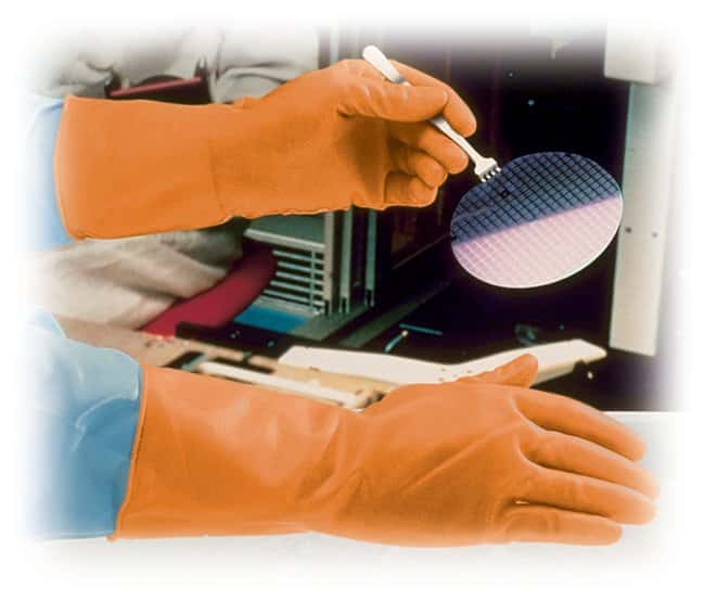 PIP Assurance Heavyweight Latex Gloves Large:Gloves, Glasses and Safety