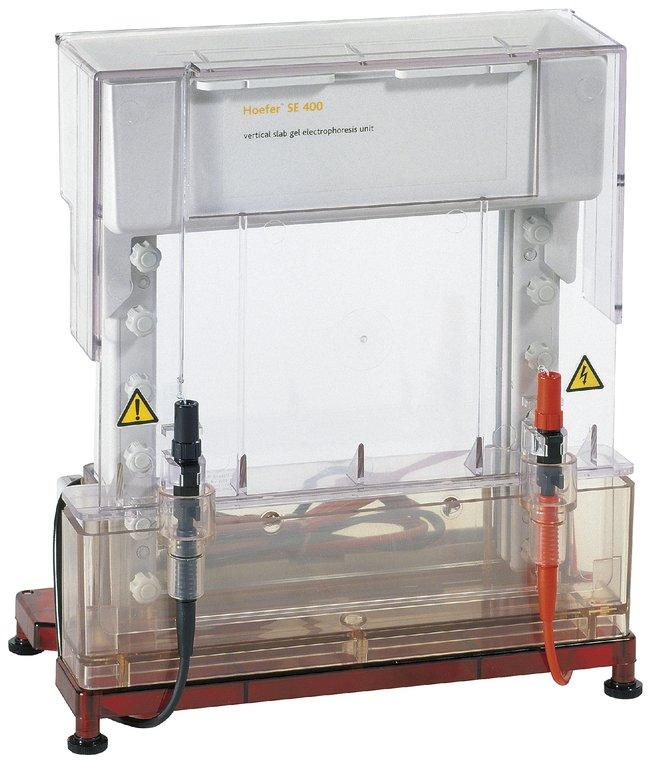 Hoefer™SE 400 Series Sturdier™ Air-Cooled Vertical Electrophoresis Systems: Electrophoresis Equipment Electrophoresis