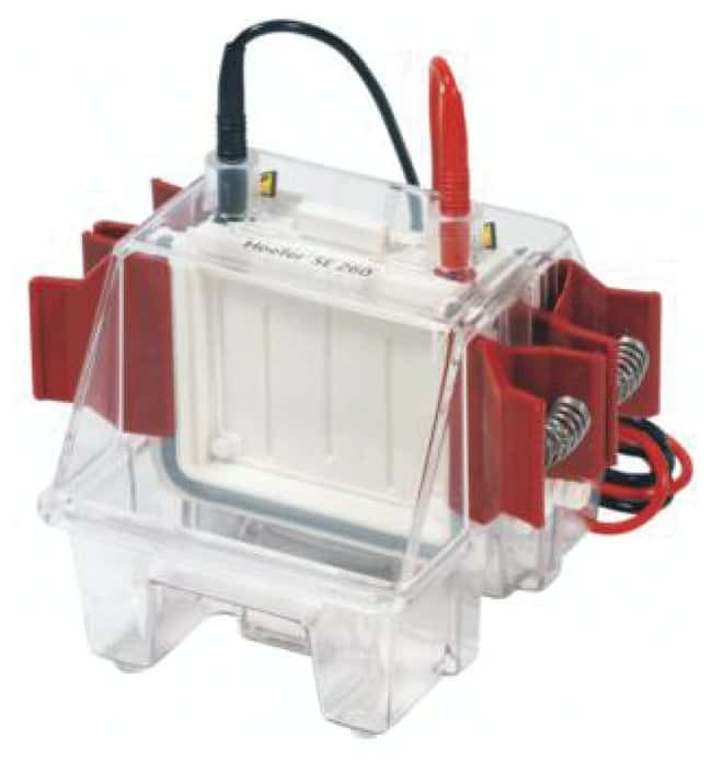 Hoefer™Mighty Small™ II Mini Vertical Electrophoresis Systems SE260 Basic Hoefer™Mighty Small™ II Mini Vertical Electrophoresis Systems