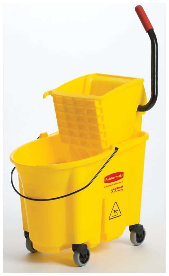 Rubbermaid™ WaveBrake™ High-Performance Mopping Systems