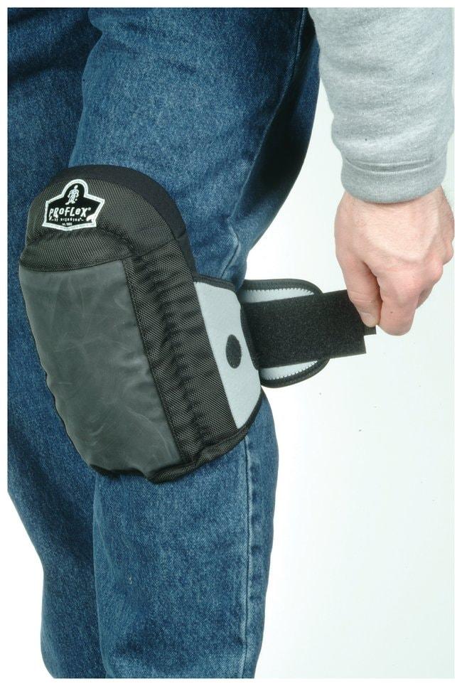 ErgodyneProFlex 350 Gel Knee Pad Hook and loop closure:Personal Protective