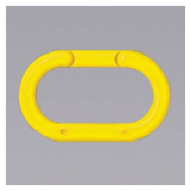 Brady Yellow Chains and Replacement Links for Bradylink Warning Posts 1.5