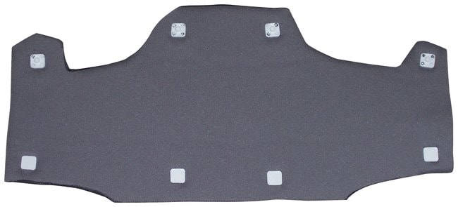 BullardStandard Series Hardhats: Replacement Parts Browpad:Personal Protective