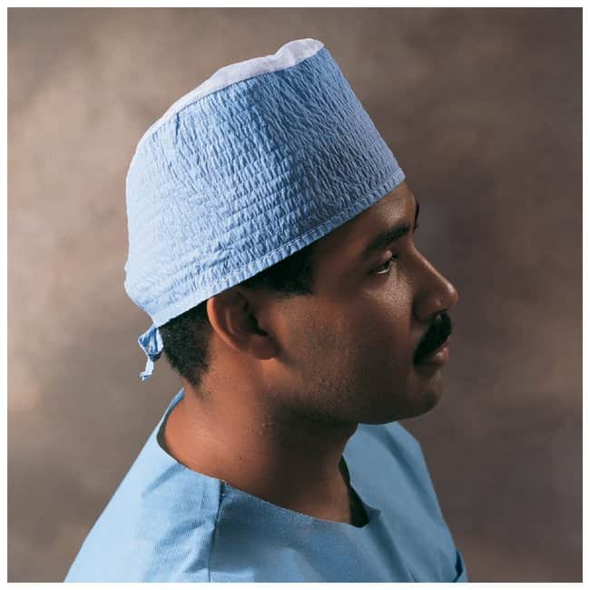 Kimberly-Clark Professional Surgical Cap Blue Surgical Cap:Testing and
