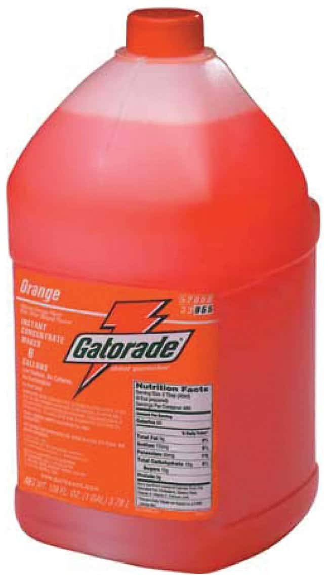 ORS Nasco Gatorade Thirst Quencher Drinks, Liquid Concentrate:Workspace