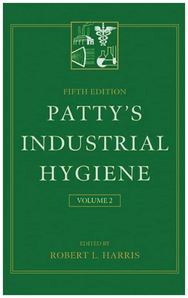 Wiley Patty's Industrial Hygiene, 5th Edition, Volumes 14 ::
