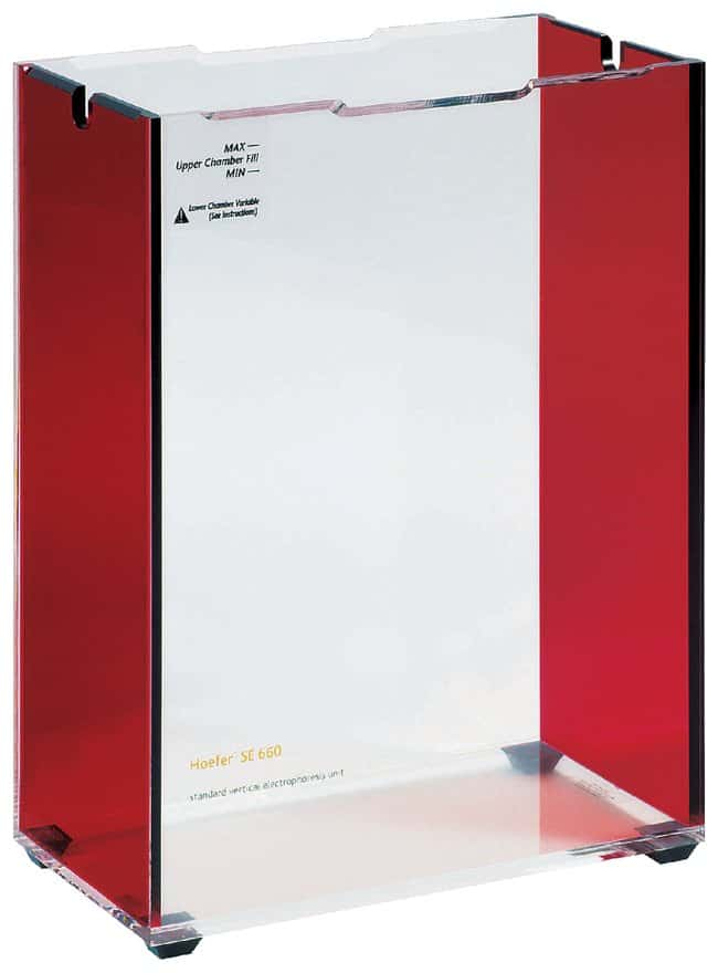 Hoefer™Untere Pufferkammern für SE600 Elektrophoreseeinheiten Untere Pufferkammer, für Einheit SE600 Standard Hoefer™Untere Pufferkammern für SE600 Elektrophoreseeinheiten