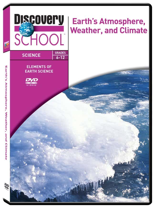 Discovery Education™Elements of Earth Science Series VHS/DVD