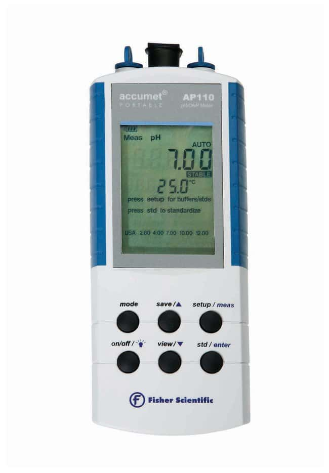 Fisherbrand™accumet™ AP110 Portable pH Meter accumet AP110 Meter Only Portable pH Meters
