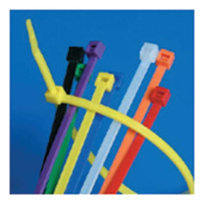 Brady Nylon Tie Fasteners:Gloves, Glasses and Safety:Facility Maintenance