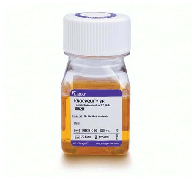 Gibco KnockOut Serum Replacement  :Cell Culture:Antibiotics, Buffers and