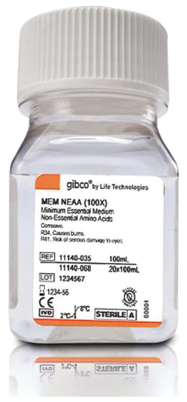 Gibco™MEM Non-Essential Amino Acids Solution (100X) 100mL Products