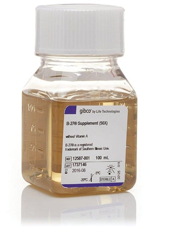 Gibco B-27 Supplement (50X), minus vitamin A  :Cell Culture:Antibiotics,