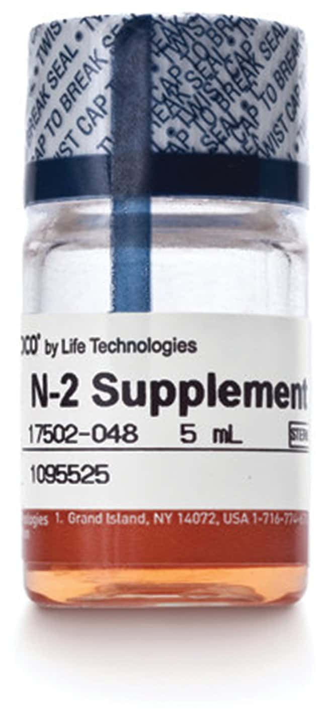 Gibco N-2 Supplement (100X)  :Cell Culture:Antibiotics, Buffers and Supplements