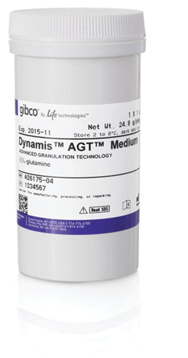 Gibco™Dynamis™ AGT™ Medium 1l Gibco™Dynamis™ AGT™ Medium