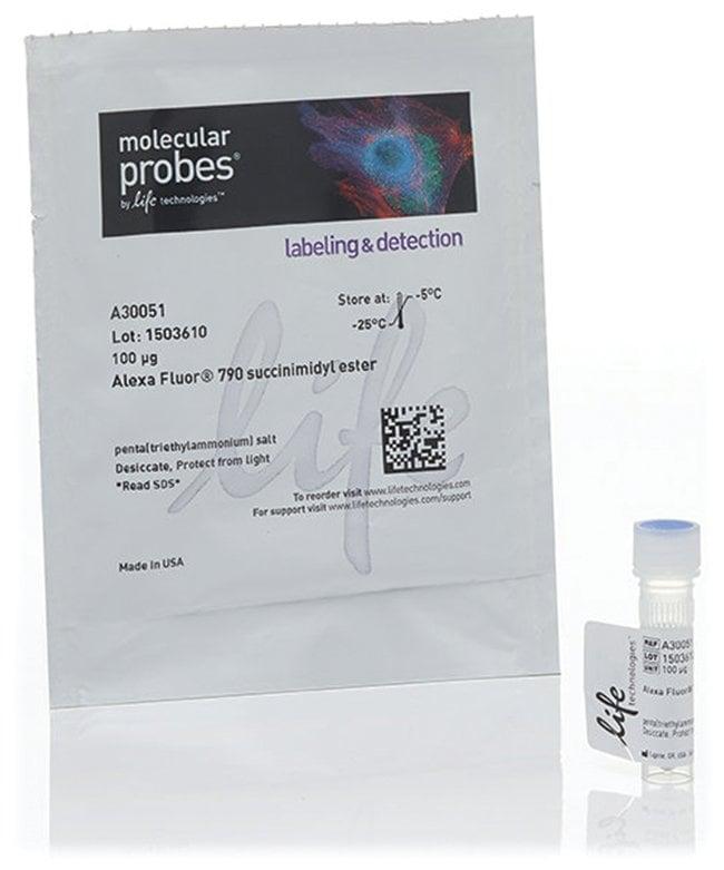 Molecular Probes Alexa Fluor 790 NHS Ester (Succinimidyl Ester) :Life Sciences:Protein