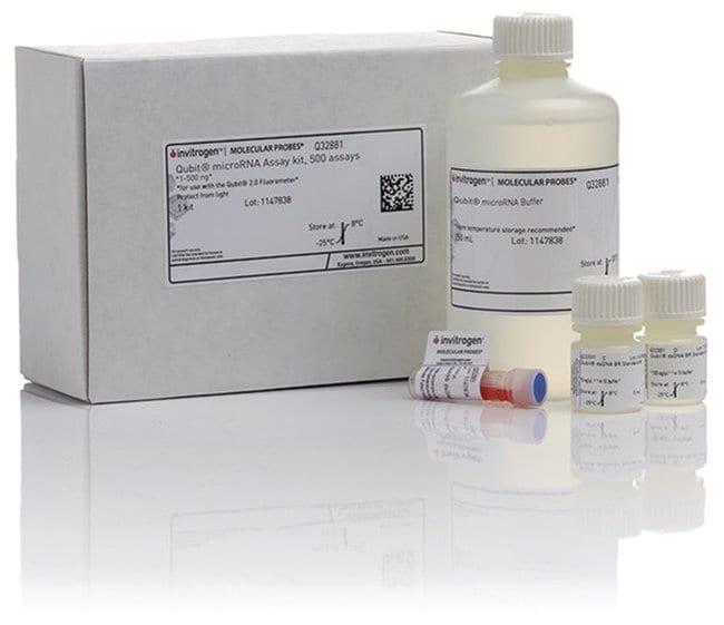 Invitrogen Qubit microRNA Assay Kit :Life Sciences:Molecular Biology Reagents