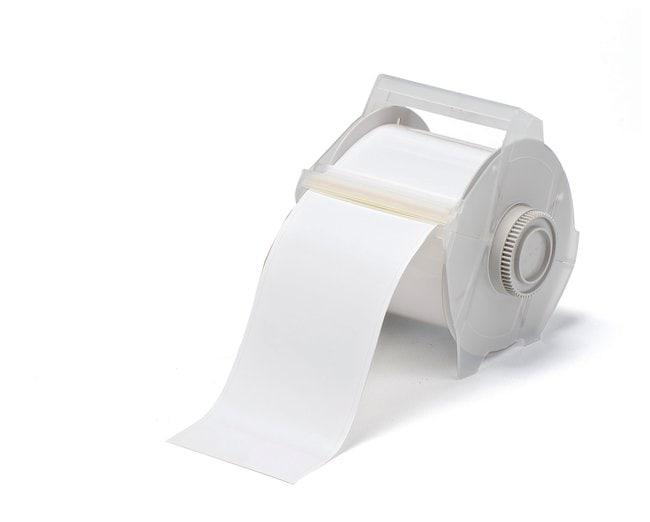 Brady GlobalMark Tapes, White Label width: 57.1mm (2.25 in.):Gloves, Glasses