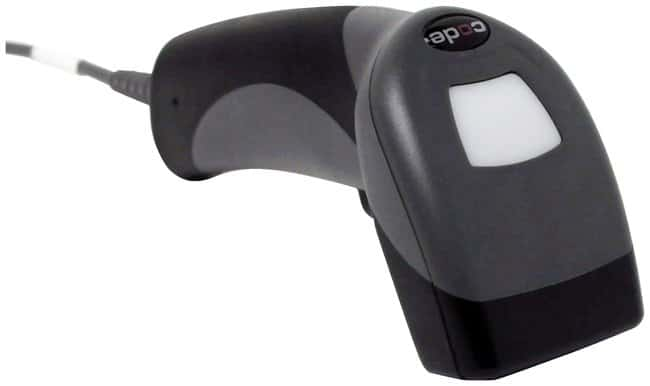 Brady Code Reader 900FD Barcode Readers Codereader w/RS232 cable, stand,