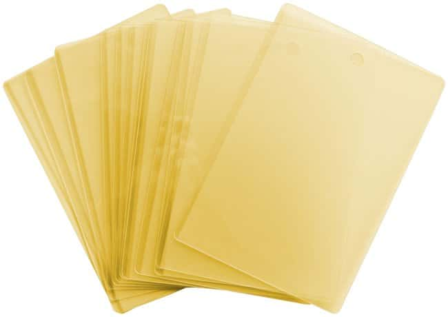 BradyColored Laminating Pouches:Facility Safety and Maintenance:Labels