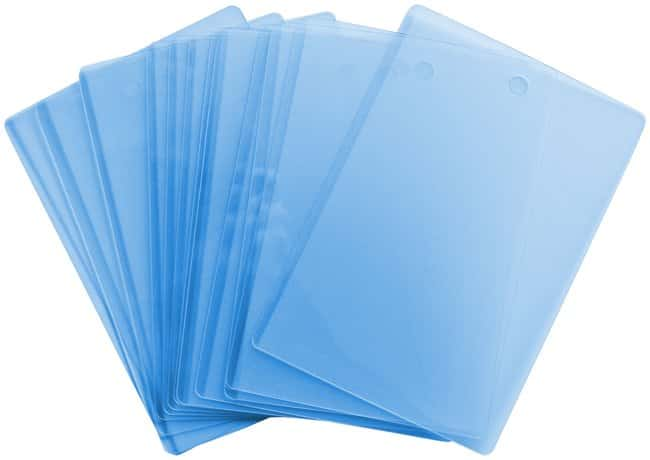 Brady Colored Laminating Pouches Color: Blue; Size: W x H: 12.7 x 8.89cm