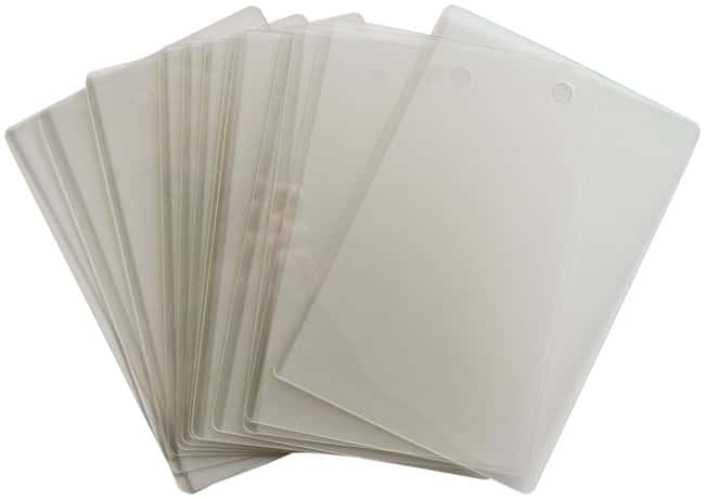 Brady Colored Laminating Pouches:Gloves, Glasses and Safety:Facility Maintenance