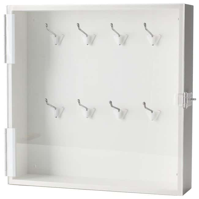 Brady Enclosed Padlock Storage Modules Small; For 16 locks; D x W x H: