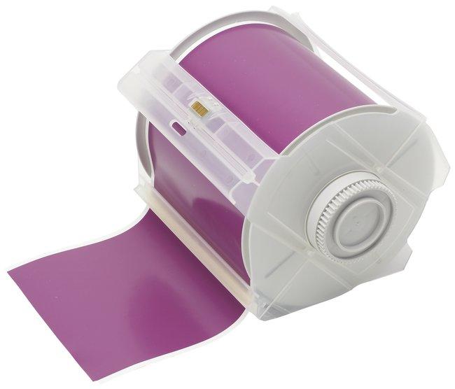 Brady GlobalMark Tapes, Purple Label width: 57.1mm (2.25 in.):Gloves, Glasses