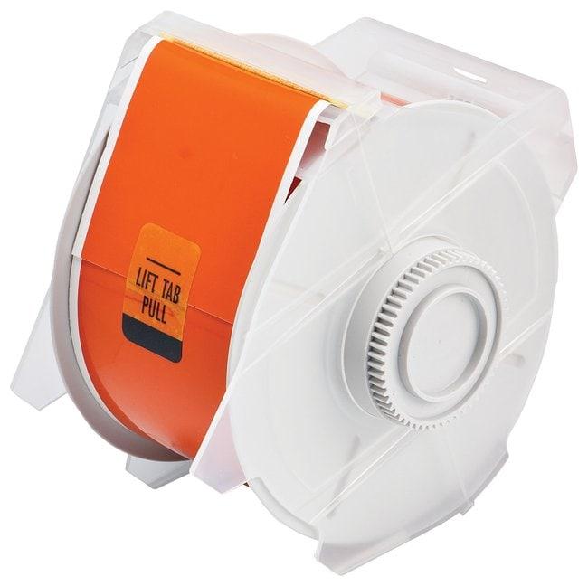 Brady GlobalMark Tapes, Orange Label width: 57.1mm (2.25 in.):Gloves, Glasses