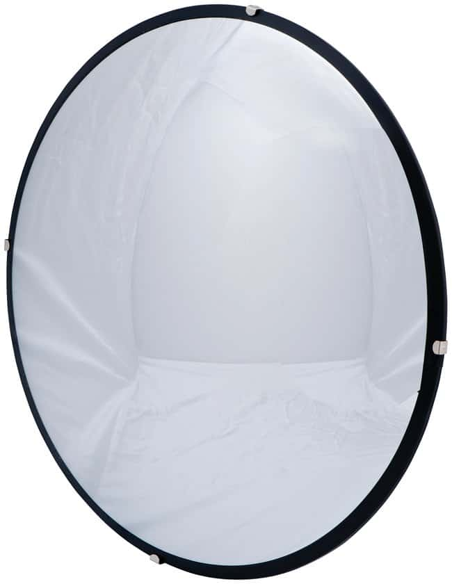 Brady Indoor Convex Safety Mirror 18 in. diameter; Indoor; Convex:Gloves,