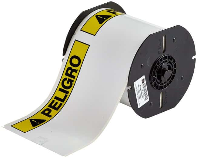 BradyB30 Series ToughWash Washdown Resistant Labels:Facility Safety and