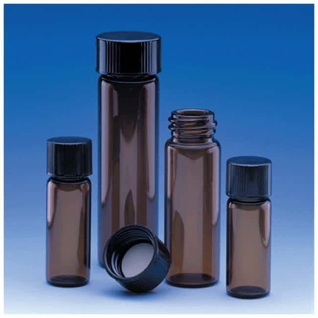 DWK Life Sciences Wheaton E-C Sample Vials :Test Tubes, Vials, Caps and