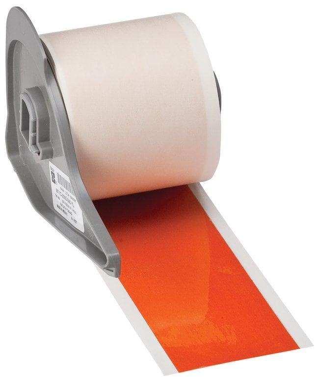 Brady™Reflective Labels (B-584) Width: 5.08cm (2 in.); Orange Brady™Reflective Labels (B-584)