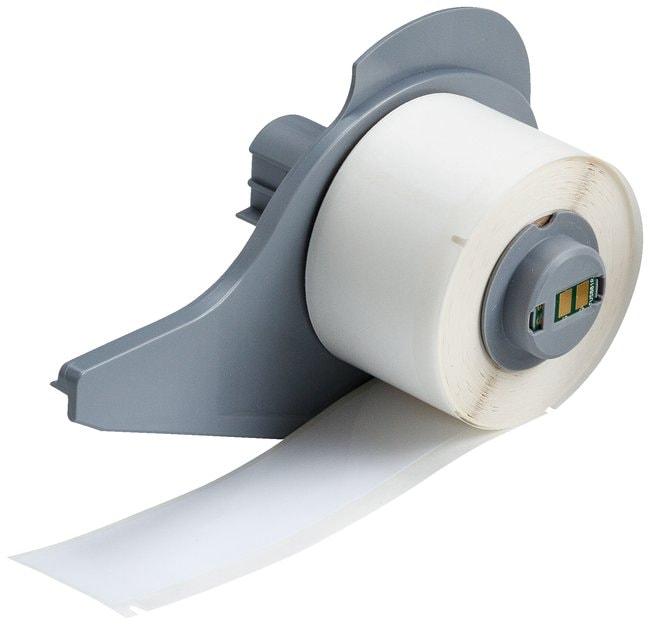Brady™WorkHorse™ B-423 Permanent Polyester Labels W x H: 101.6 x 25.4mm (4 x 1 in.) Brady™WorkHorse™ B-423 Permanent Polyester Labels