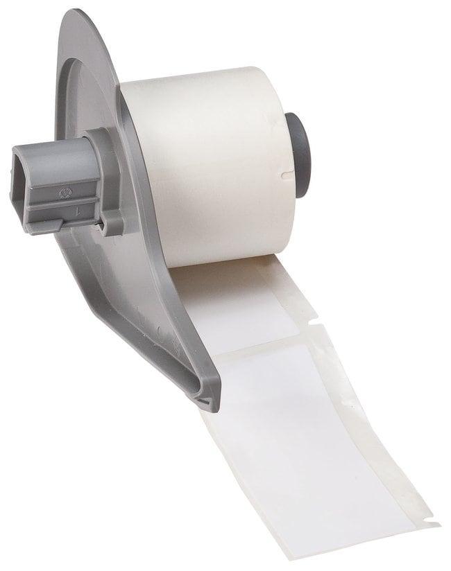 Brady™WorkHorse™ B-423 Permanente Polyesteretiketten Bx H: 69.8 x 69.8mm (2.75 x 2.75in.) Brady™WorkHorse™ B-423 Permanente Polyesteretiketten