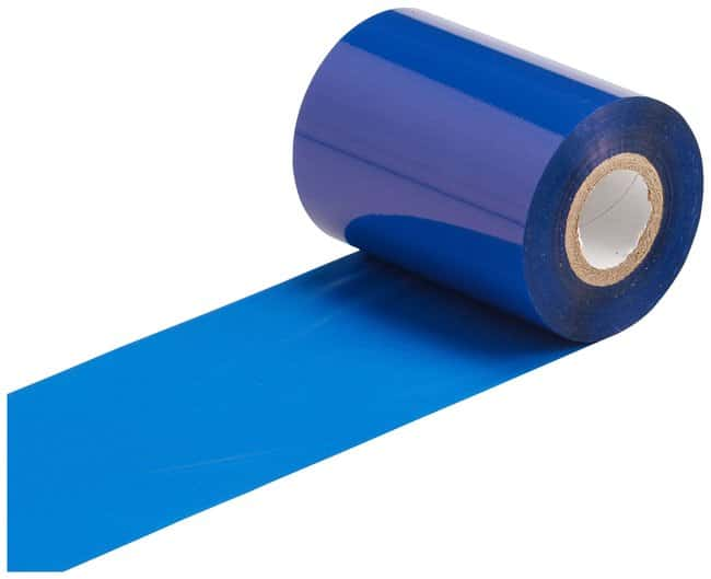 Brady Thermal Transfer Printer Ribbons, 4400 Series Blue; Size: 299.9m
